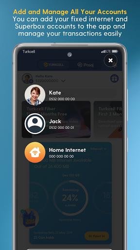 Turkcell Digital Operator - Transaction & Shopping android2mod screenshots 8
