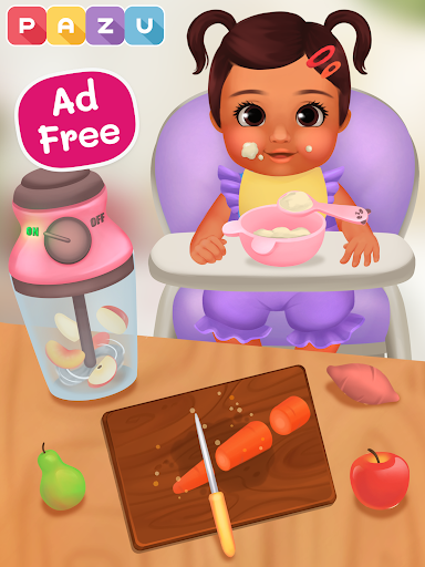 Chic Baby 2 - Dress up & baby care games for kids  screenshots 17