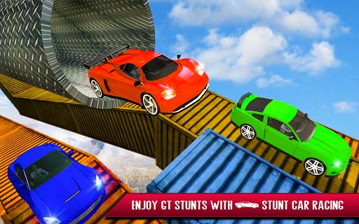 Mega Ramp Car Simulator Game- New Car Racing Games screenshots 11