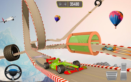 Formula Car Racing Adventure: New Car Games 2020  screenshots 8