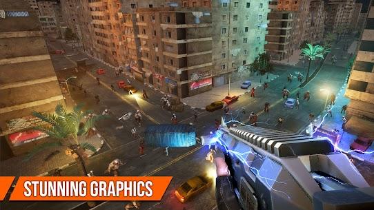 Dead Target MOD APK: Zombie Offline – Shooting Games [Unlimited Guns, Gold, Cash] 4