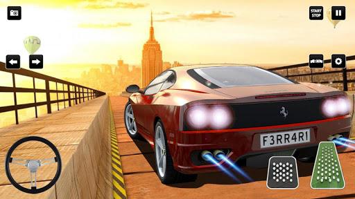 Ramp Cars stunt racing 2020: 3D Mega stunts Games  screenshots 9