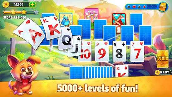 Solitaire TriPeaks Journey - Card Games Free 1.5926.0 Screenshots 11