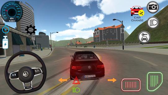 Passat Araba 2019 Drift Oyunu 3D HD 4