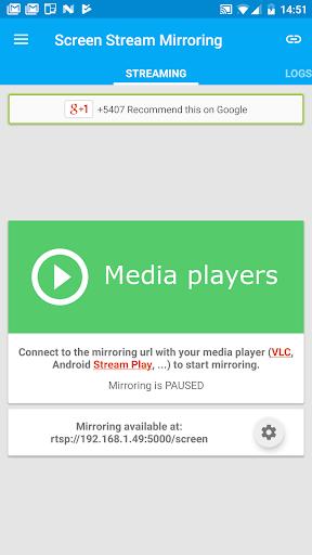Screen Stream Mirroring Pro screen 2
