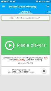 Screen Stream v2.7.2b-google Mod APK 3