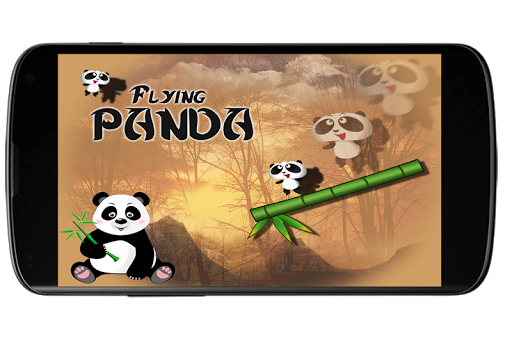 Flying Panada 3D For PC Windows (7, 8, 10, 10X) & Mac Computer Image Number- 5