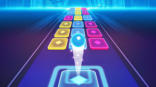 Color Hop 3D - Music Game  screenshots 8