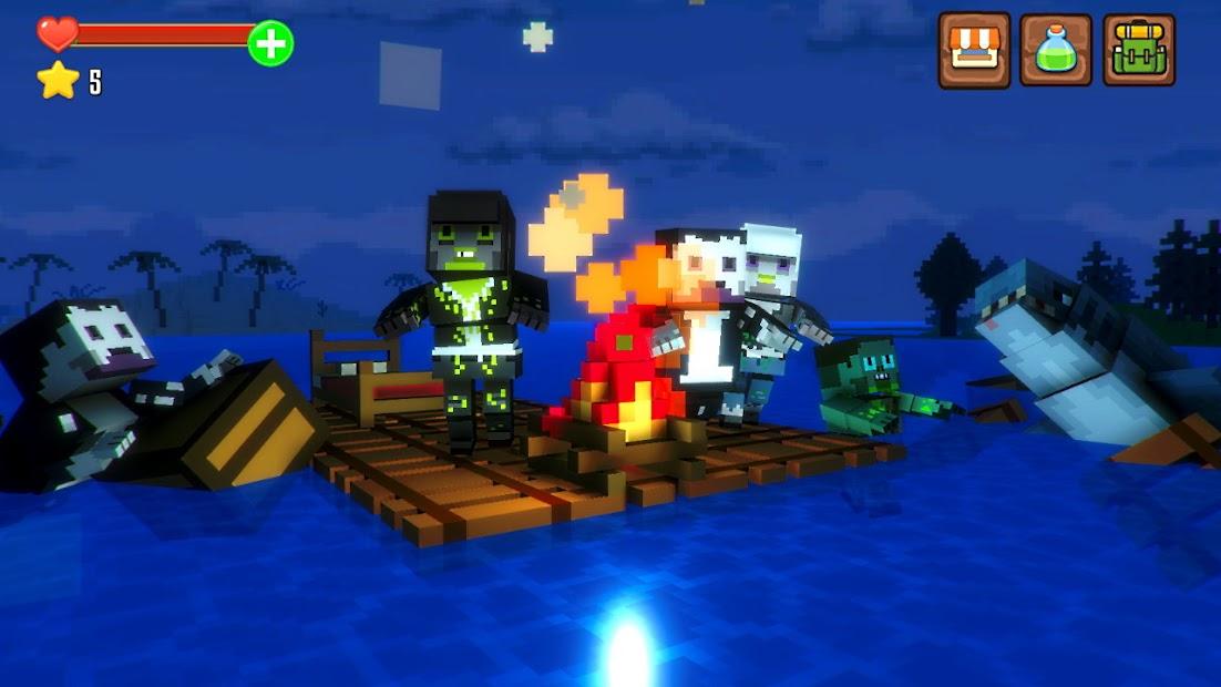 Zombie Raft 2