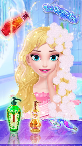 ud83dudc78ud83cudff0Ice Princess Makeup Fever screenshots 8