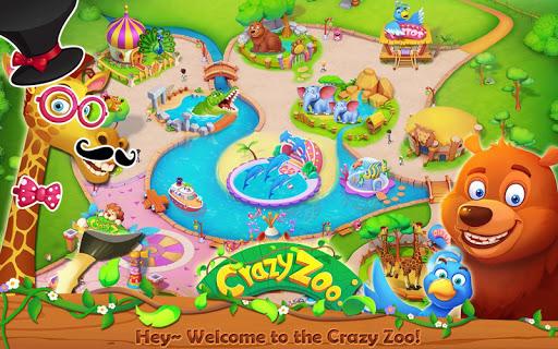 Code Triche Crazy Zoo APK Mod screenshots 1