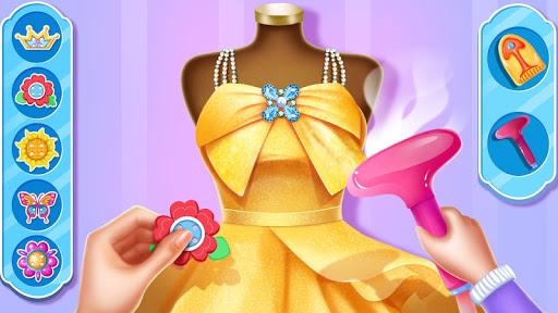 ud83dudccfu2702ufe0fRoyal Tailor Shop - Prince & Princess Boutique apkpoly screenshots 6