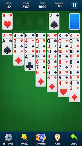 Solitaire Puzzlejoy - Solitaire Games Free 1.1.0 screenshots 5