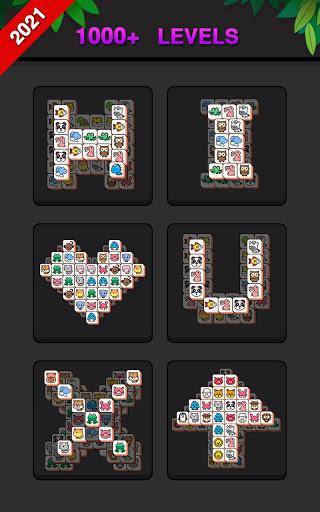 Match Animal-u00a0Free Tile master&Match Brain Game apkslow screenshots 23