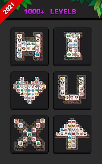 Match Animal-Free Tile master&Match Brain Game screenshot 22