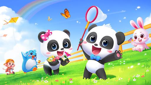 Baby Panda's Kids Puzzles Apkfinish screenshots 17