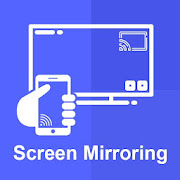 Screen Mirroring For All TV : Mobile Screen To TV