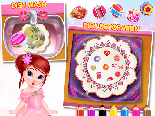 Princess House Cleanup For Girls: Keep Home Clean apkpoly screenshots 11