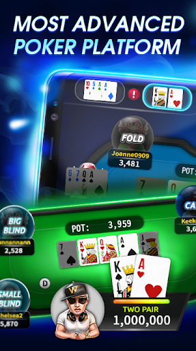 AA Poker - Holdem, Omaha, Blackjack, OFC 3.01.27 screenshots 8