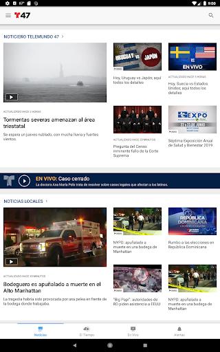 Telemundo 47 6.13 screenshots 8