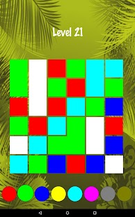 4 Colors Puzzle Game for Kids Screenshot