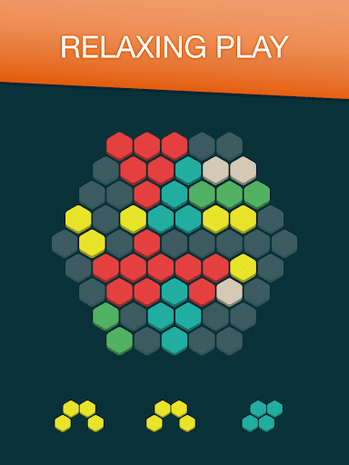 Hex FRVR - Drag the Block in the Hexagonal Puzzle screenshots 9