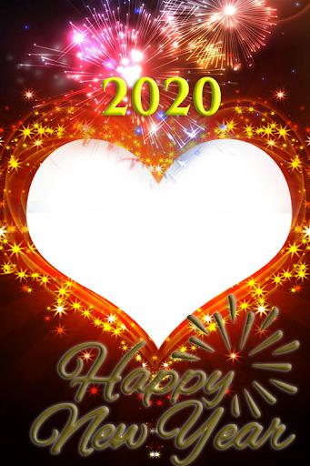 Happy New Year 2021 Photo Frames 1.0 Screenshots 11