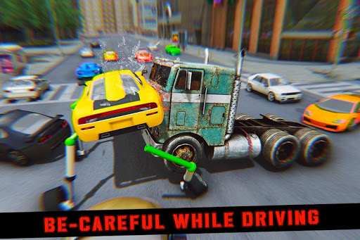Elevated Car Racing Speed Driving Parking Game apktram screenshots 9