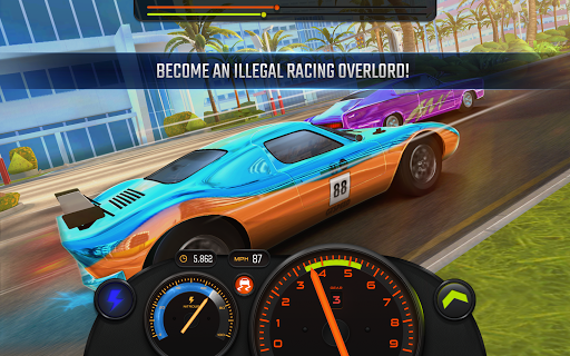 Racing Classics PRO: Drag Race & Real Speed apkpoly screenshots 13