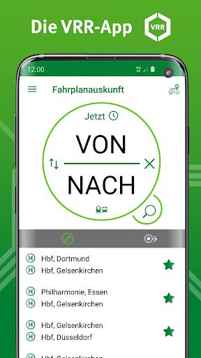 VRR-App - Fahrplanauskunft 5.54.17317 Screenshots 1