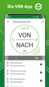 VRR-App - Fahrplanauskunft 5.54.17317