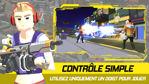 Code Triche Shooter Punk - Un tireur de doigt APK MOD (Astuce) screenshots 1