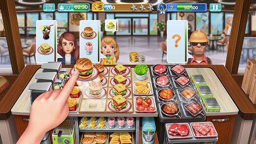 Crazy Cooking - Star Chef APK MOD – Pièces de Monnaie Illimitées (Astuce) screenshots hack proof 1