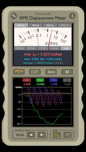RMS Displacement Meter  For Pc In 2020 – Windows 10/8/7 And Mac – Free Download 2