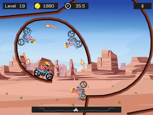 Top Bike - best physics bike stunt racing game filehippodl screenshot 10