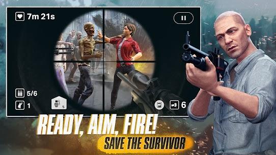 The Walking Dead Our World MOD APK 3