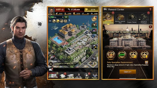 The Grand Mafia Mod Apk 1.0.230 Unlimited Money, Gold Free Download 5