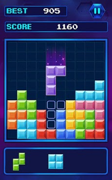 1010ブロックパズル古典 ゲーム無料 2021のおすすめ画像3
