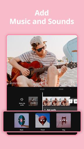 CapCut - Video Editor android2mod screenshots 12