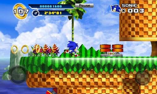 Baixar Sonic 4™ Episode I Última Versão – {Atualizado Em 2021} 1