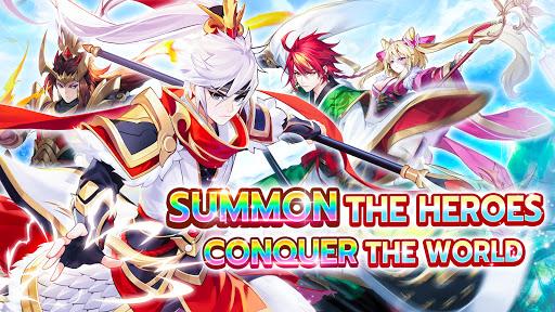 Dynasty Heroes: Legend of SamKok 0.1.57 screenshots 4