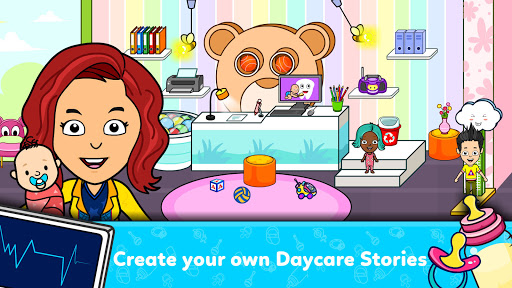 My Tizi Town - Newborn Baby Daycare Games for Kids modiapk screenshots 1
