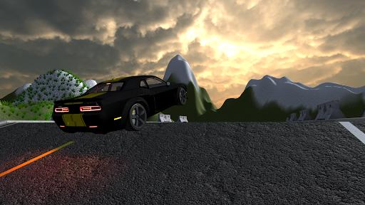 Challenger SRT Demon Drive Track apk 2.0 screenshots 3