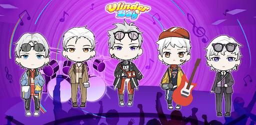 Vlinder Boy: Dress Up Games Character Avatar 1.2.0 screenshots 1