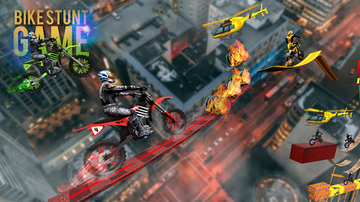 Bike Stunt Trick Master- Bike Racing Game 2021 screenshots 11