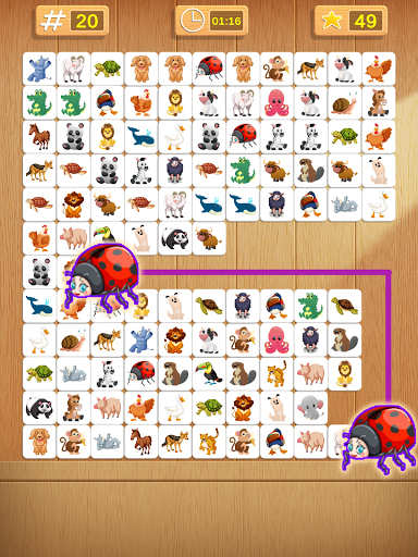 Tile Connect - Onet Animal Pair Matching Puzzle 1.27 screenshots 21