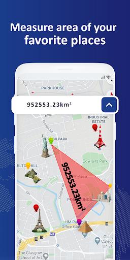 GPS Field Area Measurement u2013 Area Measuring app 2.0.0 Screenshots 2