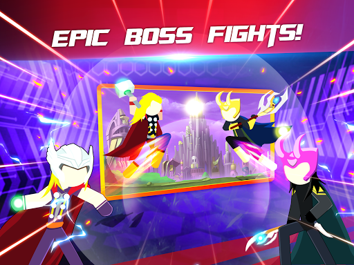 Super Stickman Heroes Fight 2.2 screenshots 9