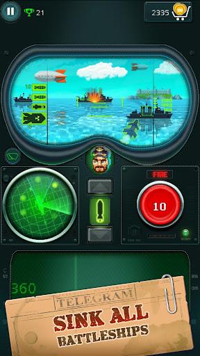 You Sunk - Submarine Torpedo Attack  screenshots 1