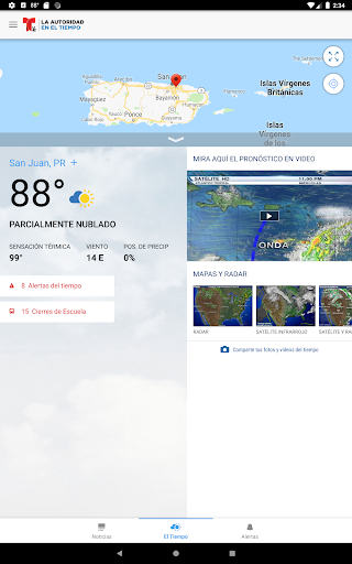 Telemundo Puerto Rico 6.14 Screenshots 10